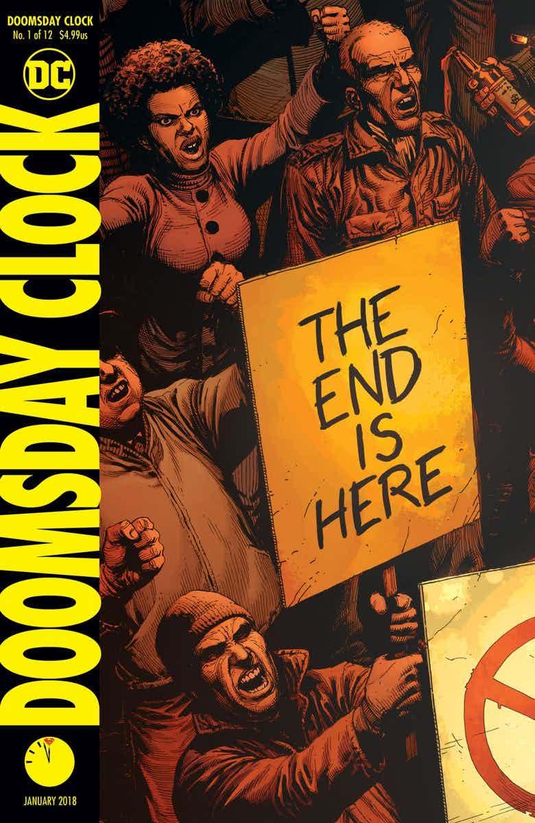 Solicitações: DC Comics USA (Janeiro de 2019 - pág. 02) Doomsday-Clock-1-1