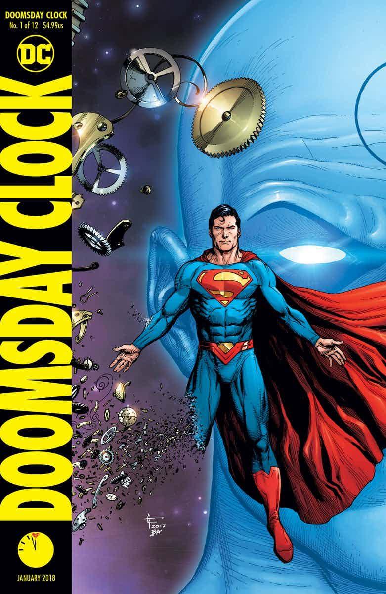 Solicitações: DC Comics USA (Janeiro de 2019 - pág. 02) Doomsday-Clock-1-2