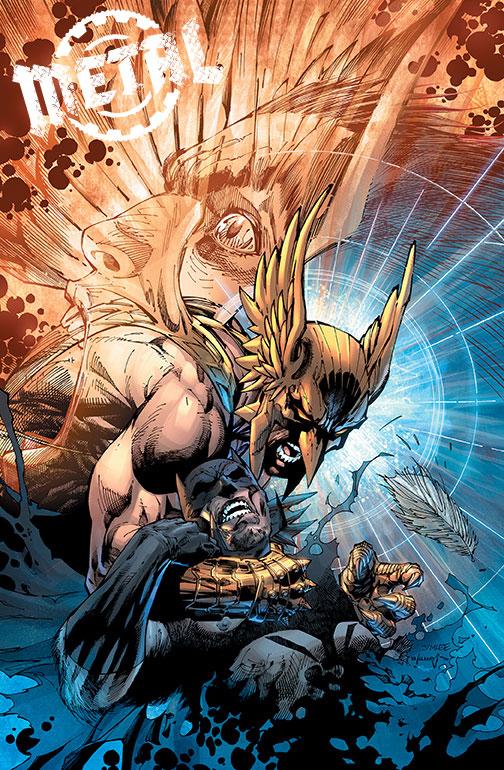 Solicitações: DC Comics USA (Janeiro de 2019 - pág. 02) HawkManFound01_CVR_59975c6683a955.64211408
