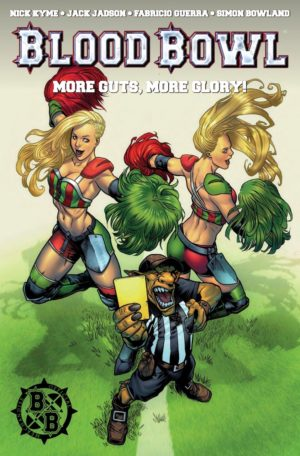 Blood Bowl: More Guts, More Glory #3 Review