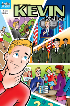 Kevin Keller #4 Review