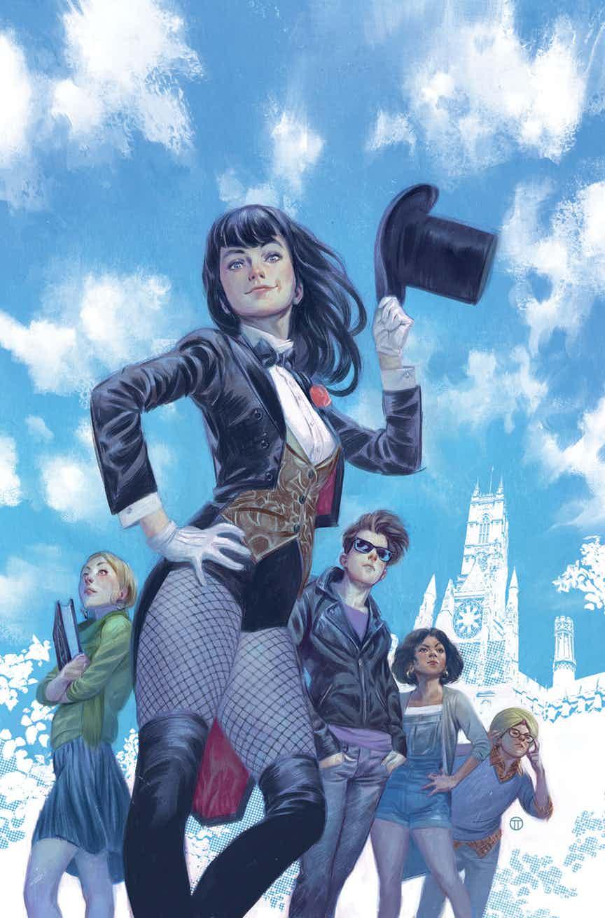 Solicitações: DC Comics USA (Janeiro de 2019 - pág. 02) MYSU-Cv1