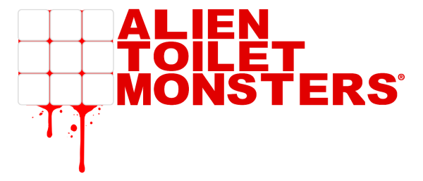 Alien Toilet Monsters Logo
