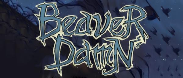 Beaver Damn Logo
