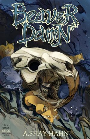Beaver Damn #1 Cover