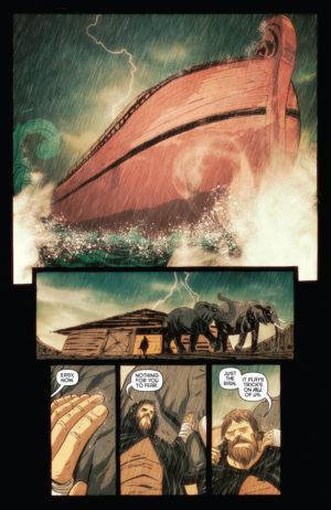 Dark Ark #1 Interior Page
