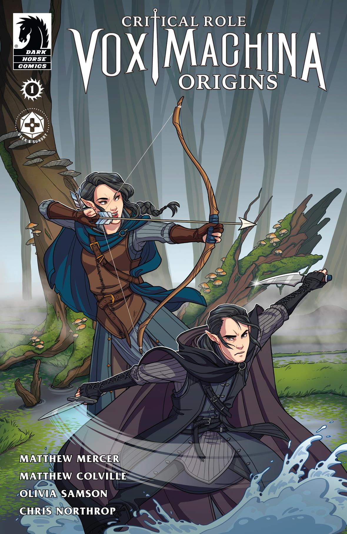Geek Sundry Partners With Dark Horse To Bring The World Of