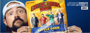 """COMIC BOOK MEN"" SEASON 7 PREMIERES SUNDAY, OCTOBER 22 AT MIDNIGHT ON AMC"
