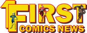 HAPPY 20th ANNIVERSARY FIRST COMICS NEWS