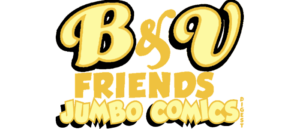 B&V FRIENDS JUMBO COMICS DIGEST #266 preview