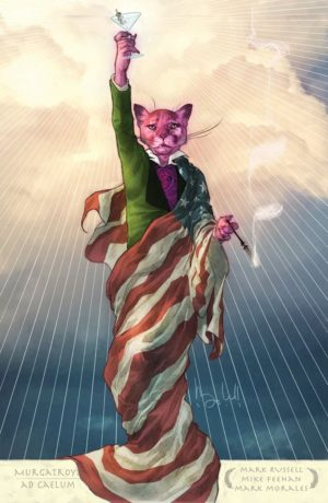 EXIT STAGE LEFT: THE SNAGGLEPUSS CHRONICLES #1 (DC) Review
