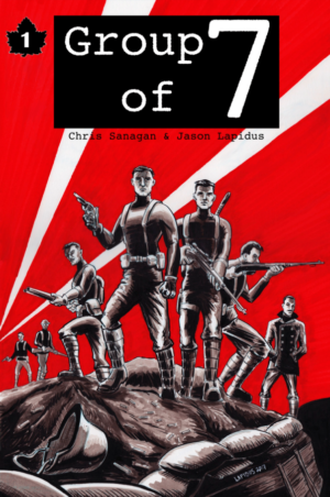 Group of 7 #1 Cover