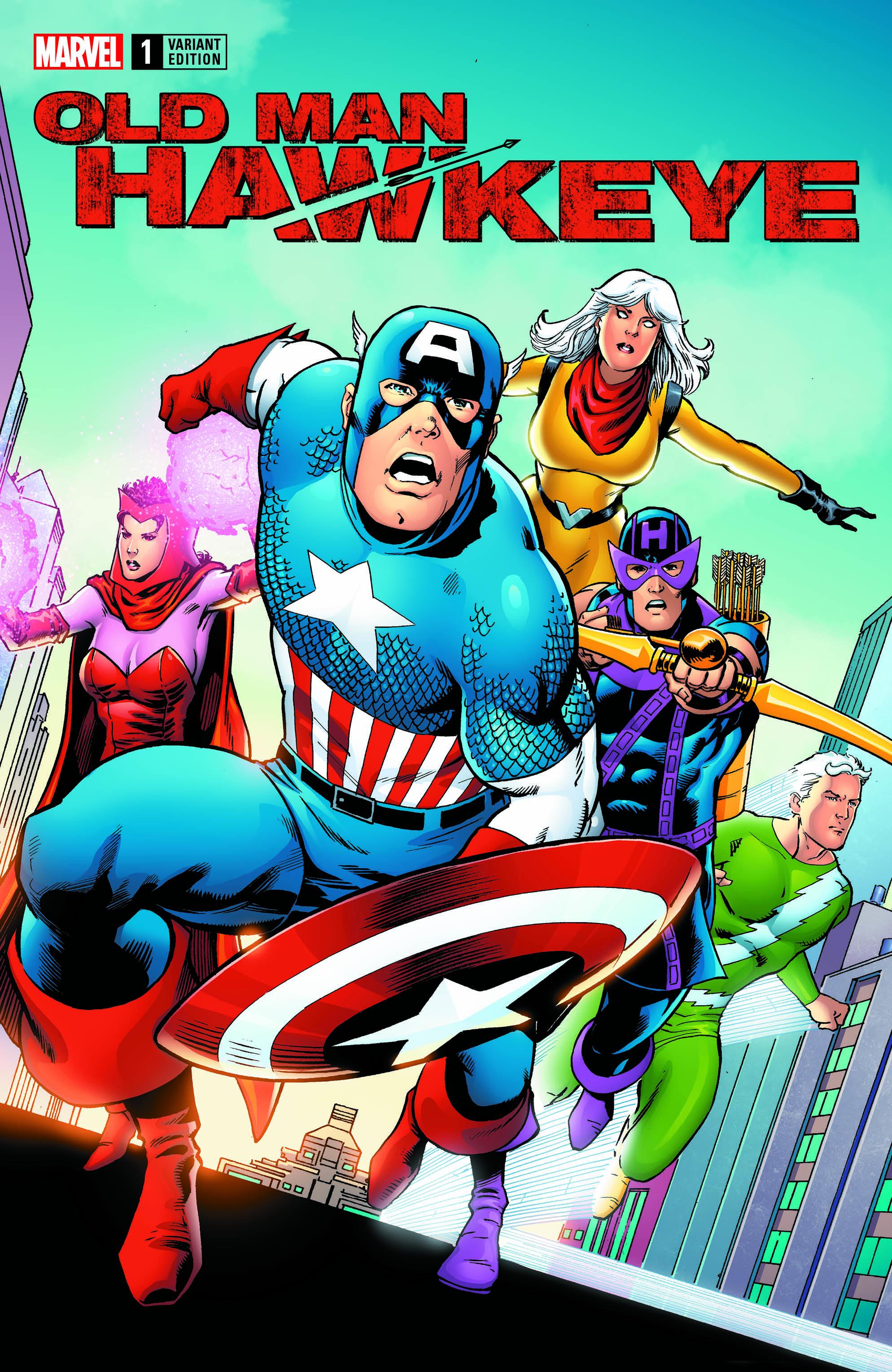The Avengers: Marvel's AVENGERS VARIANTS Celebrate Earth's Mightiest