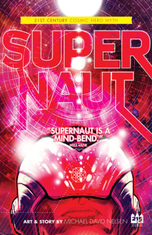 Supernaut Vol 1 Cover