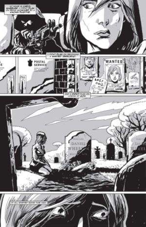 USNA #1 Interior Page