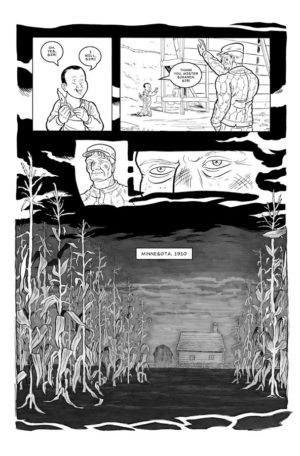 Dustship Glory Interior Page