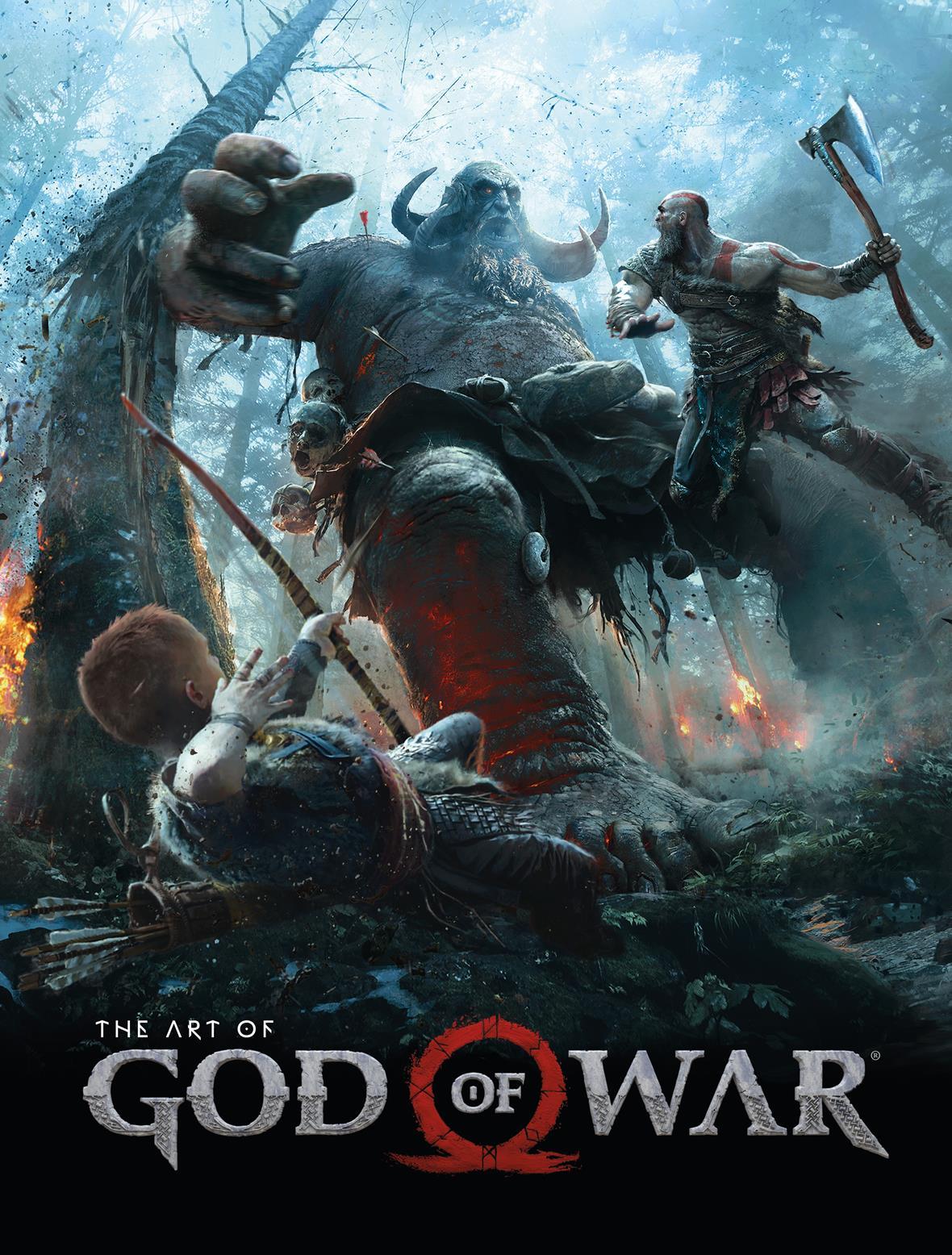 The Art Of God Of War First Comics News