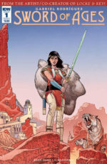 Sword of Ages #1 Cover