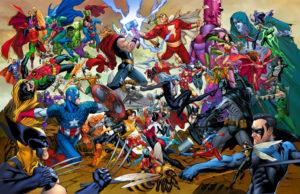Indie comics, Comixology, DC, Marvel, Previews, Diamond, Mouse Guard, David Petersen, Image, IDW, BOOM! Studios, Oni Press, Dynamite, superhero, Action Comics, Avengers,