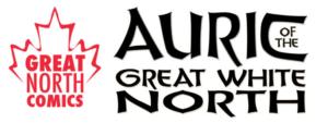 Auric #4 Logo