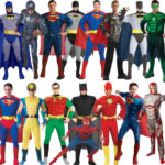 Superman, Batman, Forbush-Man, Arrow, Oliver Queen, Alex Ross, Clark Kent, Hal Jordan, Spider-Man, Catman, Wonder Man, Krypton, codename, costume, Hawkeye