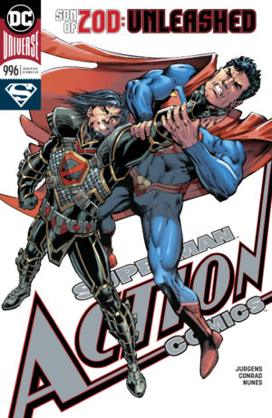 Action Comics #996 (DC) Review – Countdown to a grand