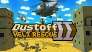 Dustoff Heli Rescue 2 (Switch) – Lets Play Review of first twenty minutes