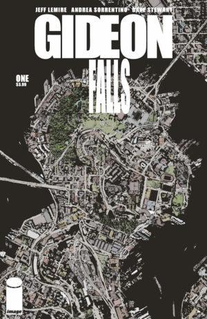 Gideon Falls 1 Cover