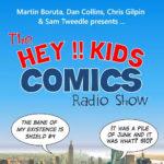 Hey Kids Comics Radio Show
