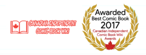 Canadian Independent Comic Book Wiki 2017 Awards
