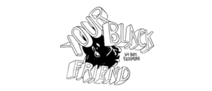 """Your Black Friend"" animated short film by Ben Passmore, Alex Krokus & Krystal Down"