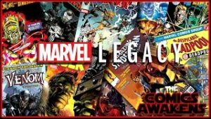 Marvel, Legacy, Thor, Batman, Dick Grayson, Bruce Wayne, classic, hero, Jane Foster, Mjolnir, cancer,