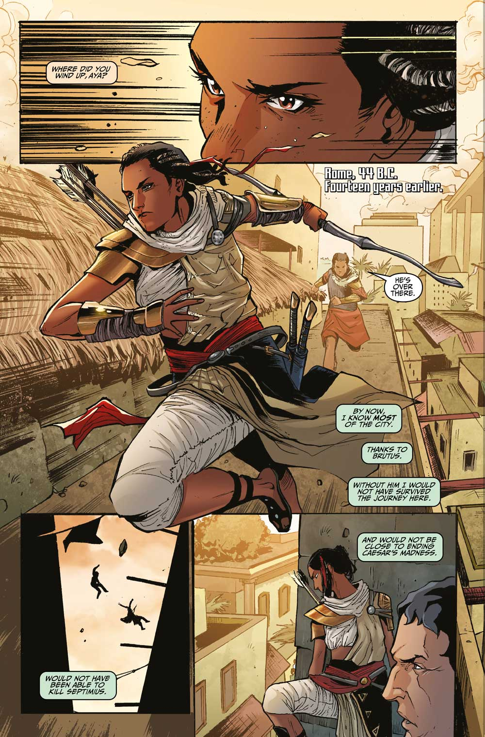 Assasscrons Creed Porno showing porn images for assassins creed comics porn   www