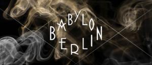 Babylon Berlin Trailer