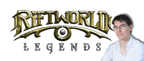 Riftworld Legends Interview Logo