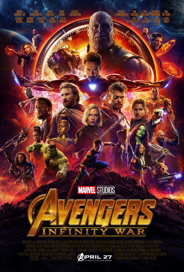 """New look at """"Avengers: Infinity War"""""""