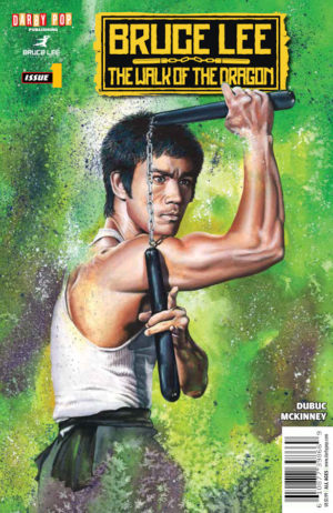 Bruce Lee The Walk of the Dragon Cover