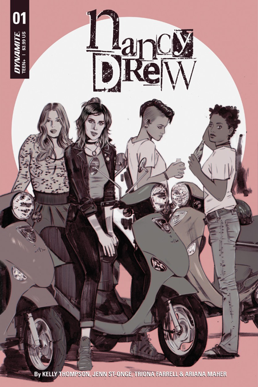 nancy drew 1 The biggest nancy drew mystery of all is upon us once again: will the beloved sleuth make a return to tv a drama series based on the classic carolyn keene novels is in development at the cw.