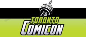 TO Comicon 2018 Logo
