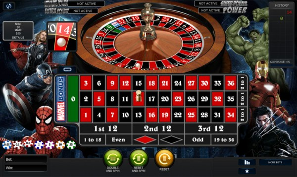 Best Casino to Play Marvel Casino Games and Slots