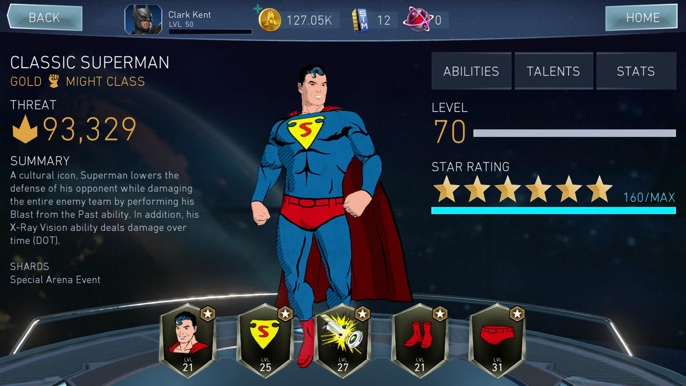 Injustice 2 Mobile Celebrates Superman's 80th Anniversary