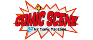 ComicScene Annual 2021 begins 27th August 2021 on Kickstarter