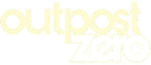 This July, discover OUTPOST ZERO: the smallest town in the universe