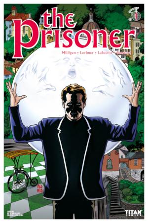 Prisoner 1 Cover