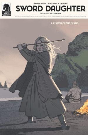 Sword Daughter #1 Cover