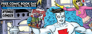 Ten Picks for Free Comics Book Day 2018