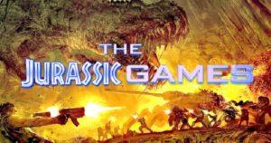RICH REVIEWS: THE JURASSIC GAMES