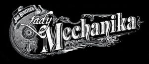 Exclusive limited edition LADY MECHANIKA : la Belle Dame dans Merci #1