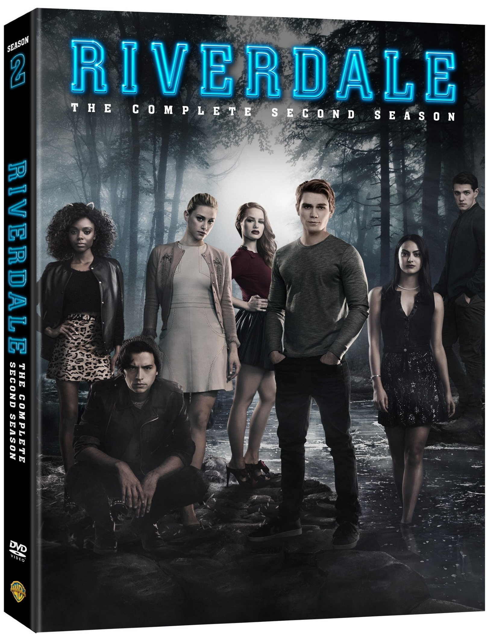 """RIVERDALE: THE COMPLETE SECOND SEASON"" COMING TO DVD AND ..."