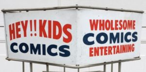 HEY KIDS! COMICS! PULLS BACK THE CURTAIN ON COMICS INDUSTRY